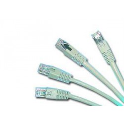 GEMBIRD Eth Patch kabel cat5e FTP 3m stíněný