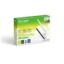 TP-Link TL-WN722N 150Mb High Gain Wifi USB 2.0 Adapter