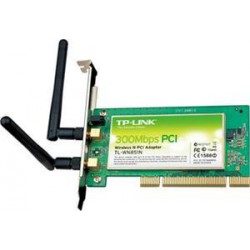 TP-Link TL-WN851ND 300Mbps Wireless N PCI Adapter