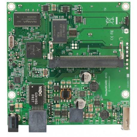 Mikrotik RB411GL 680 MHz, 64MB RAM, RouterOS L4