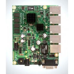 Mikrotik RB850Gx2 512 MB RAM, 500 MHz, RouterOS L5