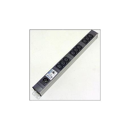 Knürr DI-Strip 9xC13, 1U, 19''