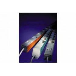 Knürr DI-Strip 6x230V, vypínač, 1U, 19''