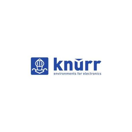 Knürr DI-Strip 10x230V, vypínač, 1U