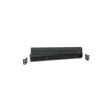 APC Rack PDU,Basic, 1U, 16A,208 230V, AP9559