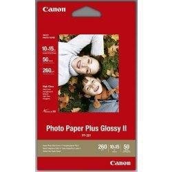 Canon PP-201, 10x15cm fotopapír lesklý, 5ks, 275g