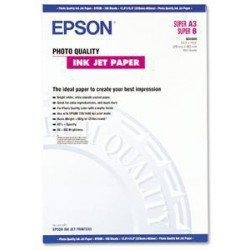 EPSON A2,Photo Quality Inkjet Paper (30listů)