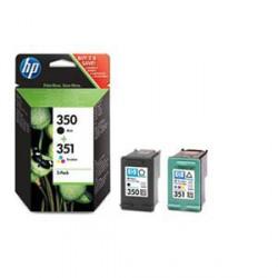 hp 350+351 pack - černá + barevná, SD412EE