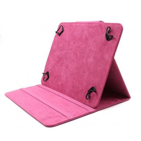 "C-TECH pouzdro univer. 9.7-10.1"" tablety růžové"