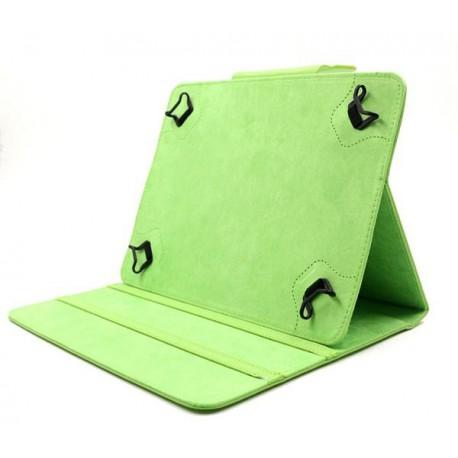 """C-TECH pouzdro univer. 9.7-10.1"""" tablety zelené"""