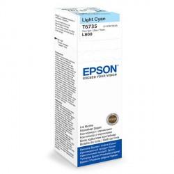 Epson T6735 Light Cyan ink 70ml pro L800
