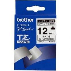 TZE-CL3, čistící kazeta, 12mm
