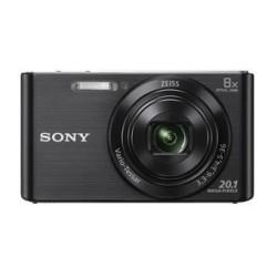 Sony Cyber-Shot DSC-W830 černý,20,1M,8xOZ,720p
