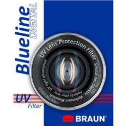 Braun UV BlueLine ochranný filtr 58 mm