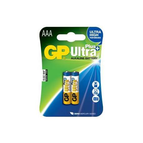 GP Ultra Plus 2x AAA