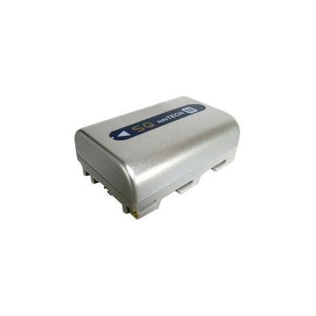 Braun akumulátor SONY NP-FM50, QM51, 1400mAh
