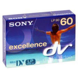 Sony videokazeta Mini DV, DVM60EX3