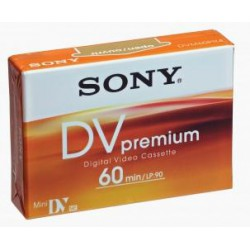 Sony videokazeta Mini Dv, DVM60PR 1 ks