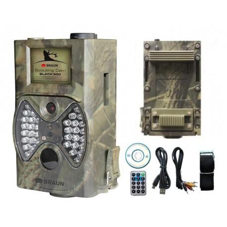 BRAUN fotopast ScoutingCam Black 300 (5Mpx, 36xIR)