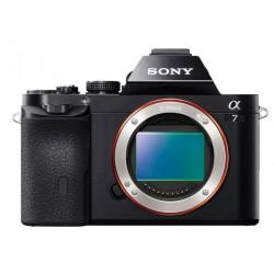 Sony ILCE-7B, tělo,24,3Mpix, FullFrame, Bajonet E