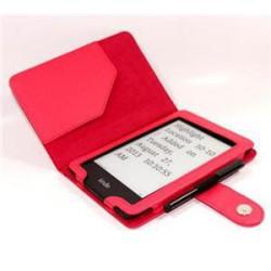 C-TECH pouzdro Kindle Paperwhite 3Wake/Sleep,červe