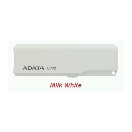 8GB USB ADATA UV110 bílá (vhodné na potisk)