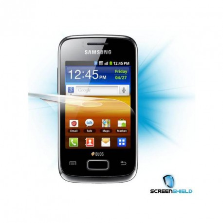 ScreenShield  Galaxy Y S6102 ochrana displej