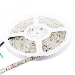 WE LED páska 5m SMD50 60ks/14.4W/m 10mm RGB ex