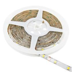 WE LED páska SMD35 5m 120ks/m 9,6W/m zelená exter