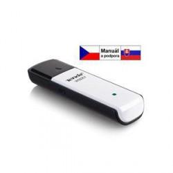 Tenda W322U WiFi-N 300 USB Adapter, 2x Int. Ant.