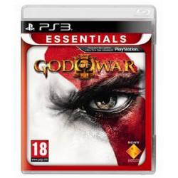 """PS3 - """"Essentials"""" God of War 3"""