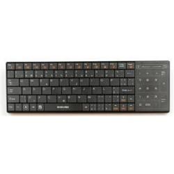 EVOLVEO WK27BG bezdrátová klávesnice s touchpadem