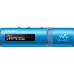 Sony MP3 přehrávač 4GB NWZ-B183F, FM rádio,modrý