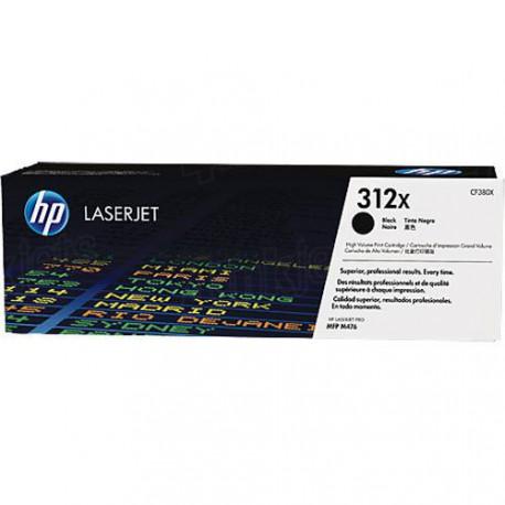HP tisková kazeta černá velká, CF380X