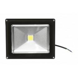 Světlomet TB energy NEON LED 20W,230V,IP65, černý