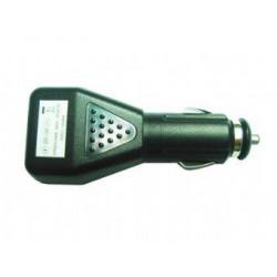 USB autonabíječka pro PDA, MP3 Přehrávače - černá