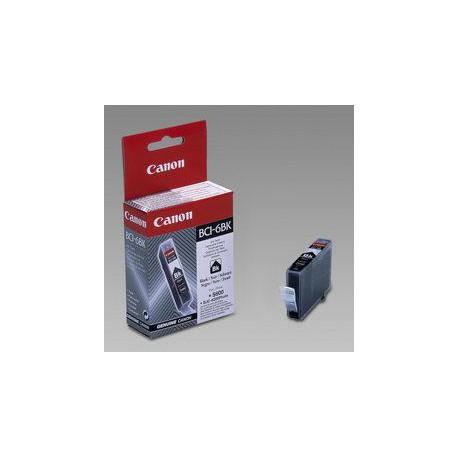 BCI-6BK, inkoustová kazeta pro S8xx,S9xx,i9xxčerná