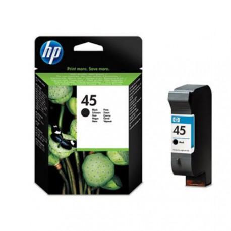 HP 51645AE náplň č.45 černá 42ml cca830stran