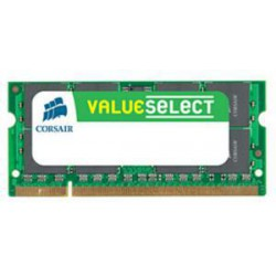 CORSAIR 4GB SO-DIMM DDR2 PC6400 800MHz (4096MB)