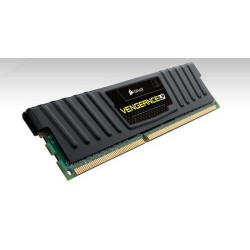 CORSAIR 16GB 2x8GB DDR3 1600MHz VENGEANCE LP LOW PROFILE BLACK PC3-12800 CL9-9-9-24 XMP1.3 1.5V (16GB  kit 2ks 8GB s chladičem V
