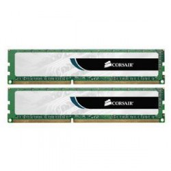 CORSAIR 4GB 2x2GB DDR3 1333MHz PC3-10666 CL9-9-9-24 (kit 2ks 2048MB)