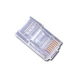 konektor rj45 100pack nestineny 8p8c 6mikro gembird universal