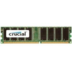 CRUCIAL 1GB DDR 400MHz PC-3200 CL3 2.6V
