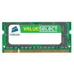 CORSAIR 8GB 2x4GB SO-DIMM DDR2 PC6400 800MHz (kit 8GB   2 ks 2048MB)