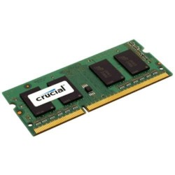SO-DIMM 4GB DDR3L 1600MHz Crucial CL11 1.35V SR
