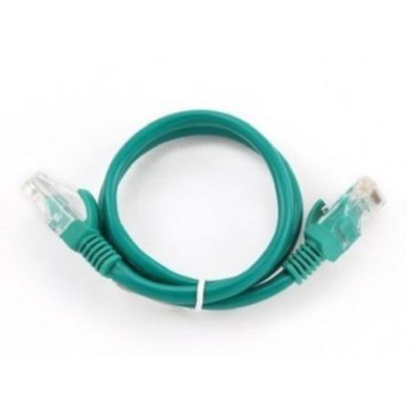 GEMBIRD Eth Patch kabel cat5e UTP 0,25m - zelený