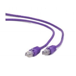 GEMBIRD Eth Patch kabel CAT6 1m fialový
