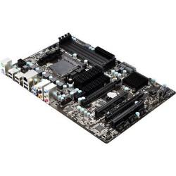 ASROCK MB 970 PRO3 R2.0 (AM3+, amd, 4xDDR3, 6x SATA3, RAID, USB3, GLAN, ATX)