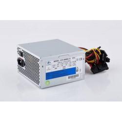 EUROCASE zdroj 450W s PFC (ventilátor 12 cm) 20/24pin, 4pin P4, SATA, 6pin PCIE, s termoregulací, aktivní PFC, ErP 2013 pod 0.5W