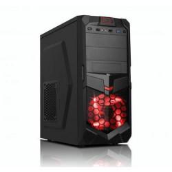 EUROCASE ML X605 ATX case (2x USB2 + 1x USB3, 2x audio, bez zdroje)